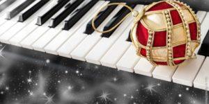 Weihnachtsmusik im Einzelhandel